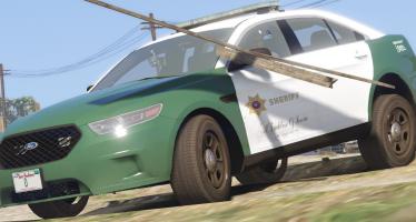 2016 FPIS San Andreas Sheriff's Department для GTA 5