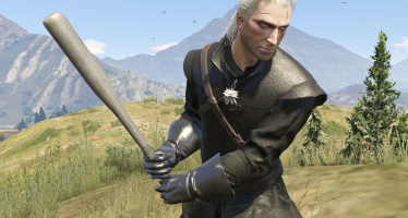 Geralt of Rivia New Moon Gear для GTA 5