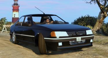 Peugeot 405 для GTA 5