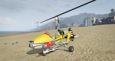 Autogiro для GTA 5