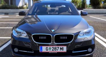 Unmarked BMW F10 - Austrian Edition для GTA 5