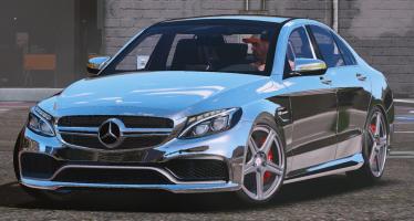 2017 Mercedes-AMG C63 S для GTA 5