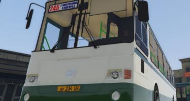 Лиаз 5256.25 LiAZ для GTA 5