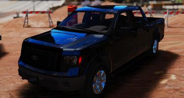 2010 Ford F150 для GTA 5