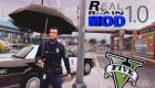 Real Rain для GTA 5