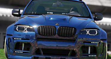 BMW X6 Hamann для GTA 5