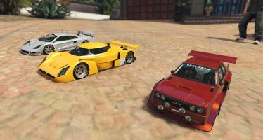 Моды для GTA 5 More RC Cars машинки на радиоуправлении