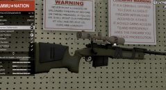 Моды для GTA 5 M40A5 Sniper Rifle