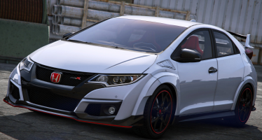 Моды для GTA 5 2015 Honda Civic Type R (FK2)