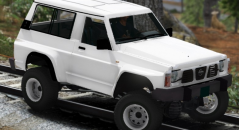 Моды для GTA 5 Nissan Patrol Y60 1992 Off Road