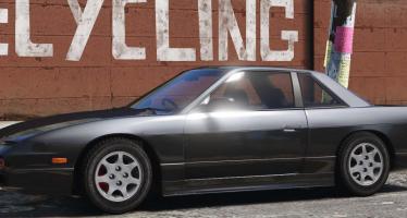 Моды для GTA 5 1992 Nissan Onevia