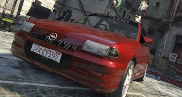 Opel Astra GSI 16V для GTA 5