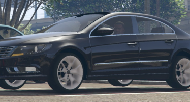 2014 Volkswagen CC для GTA 5
