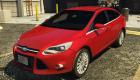 Моды для GTA 5 Ford Focus 3 Sedan 2014