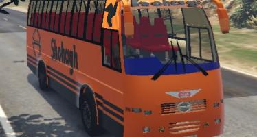 Моды для GTA 5 Hino AK1J