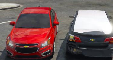 Моды для GTA 5 2016 Chevrolet Cruze