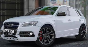 Моды для GTA 5 Audi SQ5 2014