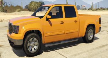 Моды для GTA 5 Brute Yosemite