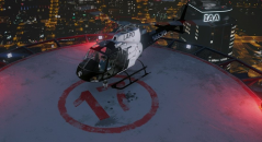 Моды для GTA 5 AS-350 Ecureuil LAPD