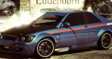 Моды для GTA 5 Sultan RS from GTA IV