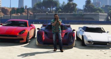 Моды для GTA 5 Mpspecialraces in SP
