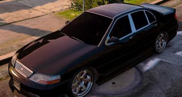 Моды для GTA 5 Bravado Feroci