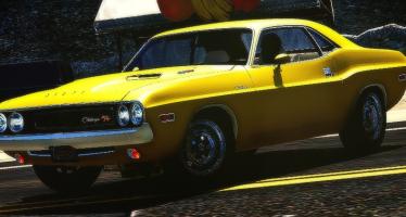 Моды для GTA 5 Dodge Challenger 70