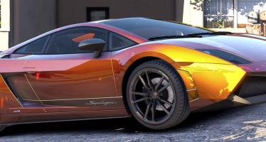 Моды для GTA 5 Lamborghini Gallardo