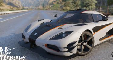 Моды для GTA 5 2015 Koenigsegg Agera One:1