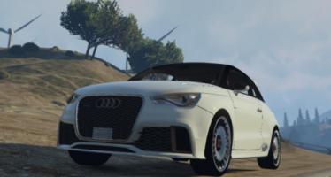 Моды для GTA 5 Audi A1 Clubsport Quattro
