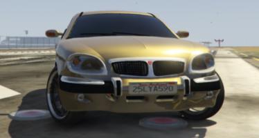 Моды для GTA 5 Volga 3111