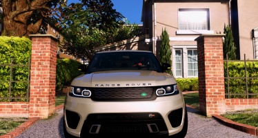 Моды для GTA 5 Range Rover Sport SVR 2016