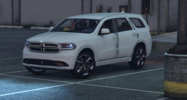 Моды для GTA 5 Dodge Durango R/T