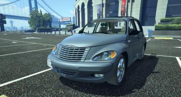 Моды для GTA 5 Chrysler PT Cruiser