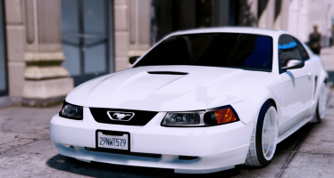 Моды для GTA 5 1999 Ford GT