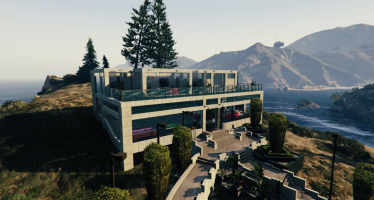 Моды для GTA 5 Huge villa