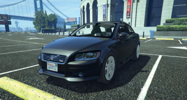 Моды для GTA 5 Volvo C30 R-Design