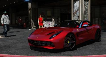 Моды для GTA 5 Ferrari F60 America
