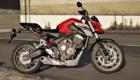 Honda CB650F TH