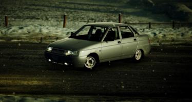 Моды для GTA 5 VAZ-2110