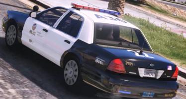 Моды для GTA 5 2006 Crown Victoria LAPD