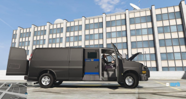 Моды для GTA 5 2016 Chevrolet Express Armored CIT