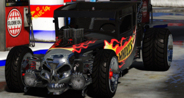 Моды для GTA 5 The BoneShaker