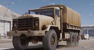 Моды для GTA 5 M939 5-Ton Truck