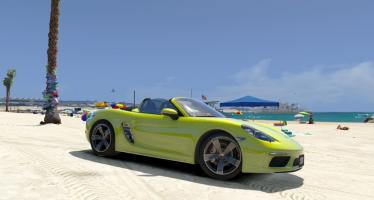 Моды для GTA 5 2016 Porsche 718