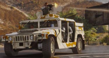Моды для GTA 5 M1043 Special Forces Humvee