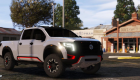 Моды для GTA 5 Nissan Titan Warrior 2017