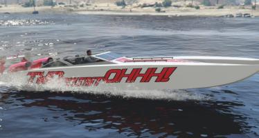 Моды для GTA 5 Speedboats