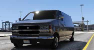 Моды для GTA 5 Civilian First Gen Burrito