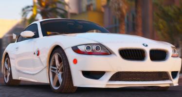Моды для GTA 5 2008 BMW Z4M (E86) Coupe